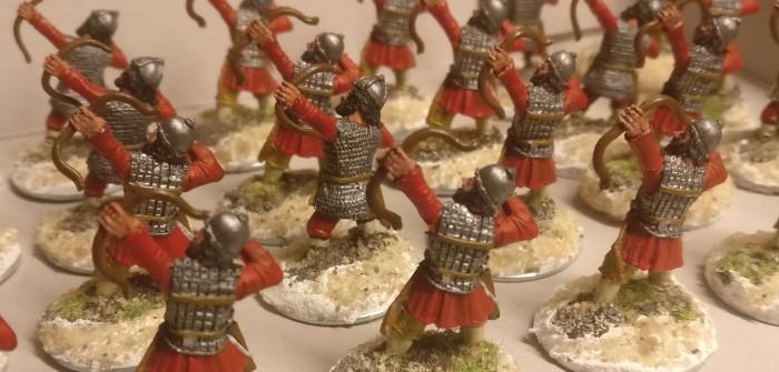 SAGA: Byzantiner Bogenschützen
