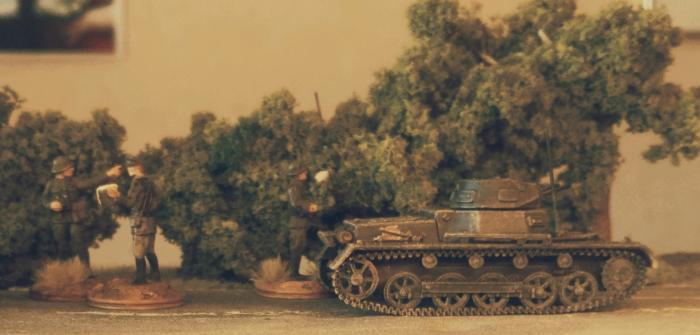 DeAgostini Panzersammlung Nr. 35 Pz. Kpfw. I Ausf. B Sd.Kfz. 101