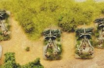 Flames of War Airborne 57mm Anti Tank Platoon