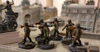 Fotos von der Frankenbattle: Fierce battle in Königsberg