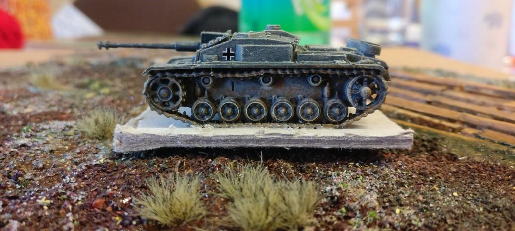 Ein Sturmgeschütz StuG III