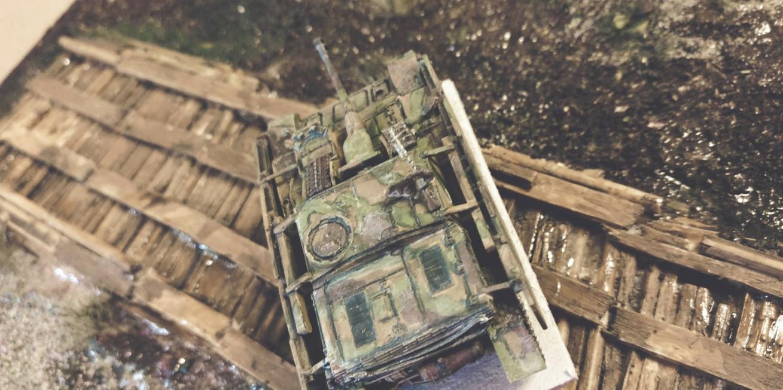 Ein Sturmgeschütz StuG IV.
