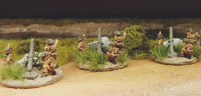 Ordnance ML 3-inch mortar: Feuerkraft für Sturmis Briten