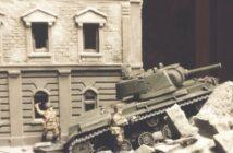 PST 72034 KV-9 Heavy Tank