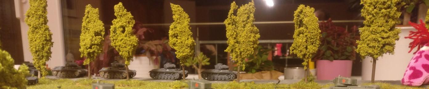 Der bitterböse Feind: feldgraue Panzerkampfwagen III.