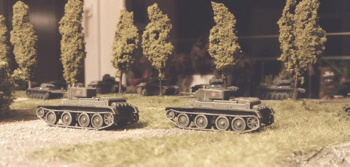 Zvezda 6129 BT-5 Light Tank