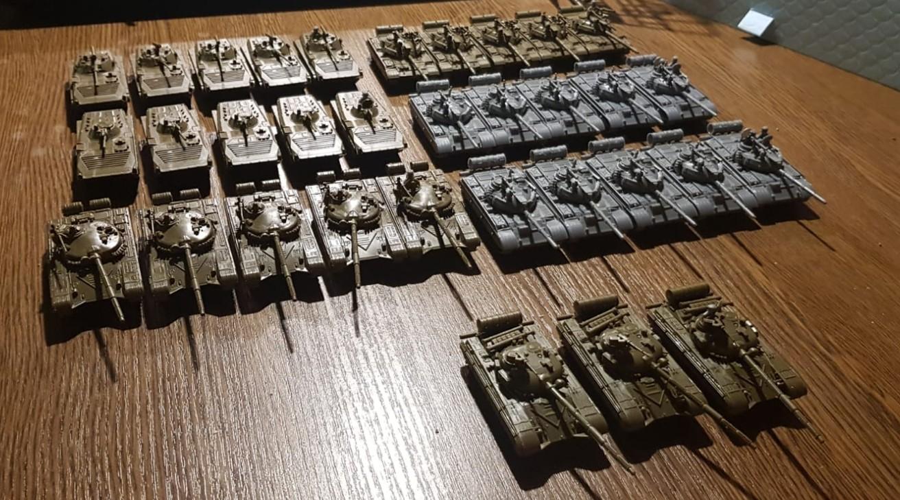 """Die 9. Panzerdivision """"Heinz Hoffmann"""" ist geworden."""
