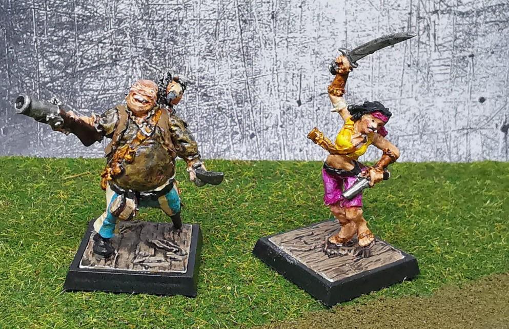 Diese Zombies gibt es eigentlich gar nicht. Denn Halvarson würde sie sich nie kaufen, weil er schon so viele andere Tabletop-Systeme spielt.