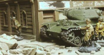 PST 72026 KV-8C Heavy Flamethrower Tank