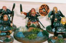 Grüße vom Honischer: Wir lernen eine SAGA-Armee der Wikinger kennen.
