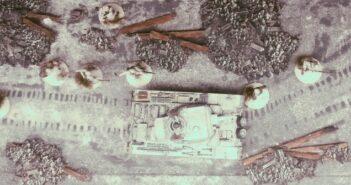 Italeri Stalingrad Tractor Plant: selbst ist das Einhorn