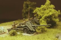 Ordnance QF 17-pounder 76mm Towed Anti-Tank (AT) Gun von Flames of War