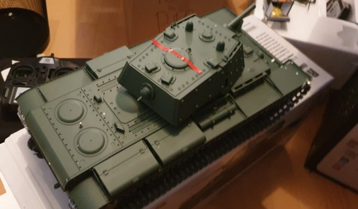 Florians HENG LONG 1:16 KV-1 RC Heavy Tank