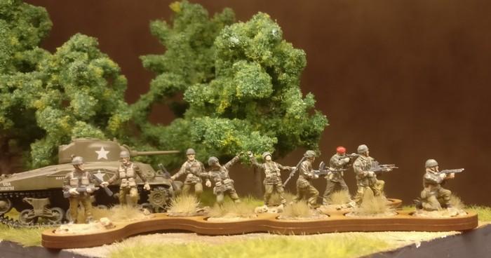 10-Slot-Movement-Trays von Warbases