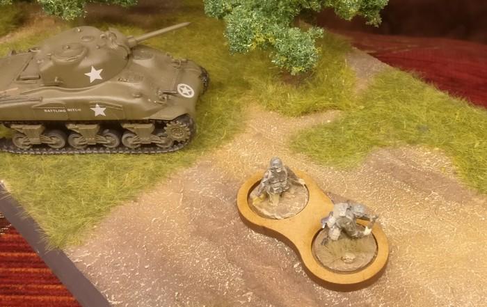 2-Slot-Movement-Trays von Warbases