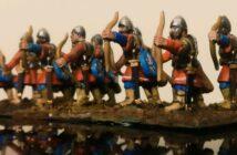 Die Byzantiner SAGA-Armee von XENA