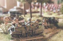 Von Flames of War: Bren Carrier für meine Briten