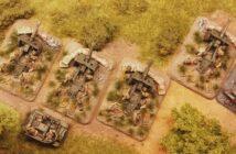 Flames of War Royal Artillery Battery - oder wie der Sturmi zu neuen Wummen für seine Briten kam.