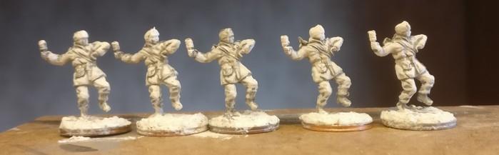 Fättich: nach dem Highlighting strahlen die roten Brüder in Reinweiß!