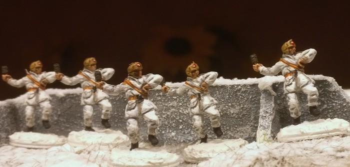 Siberian Riflemen (Revell 02516)