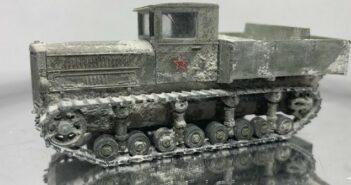 Trumpeter (07120) Soviet Komintern Artillery Tractor vom Panzerschmied