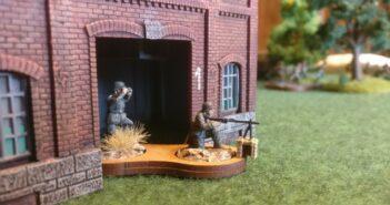 Battlegroup Market Garden: Cpt. Armstrong gibt sich die Ehre
