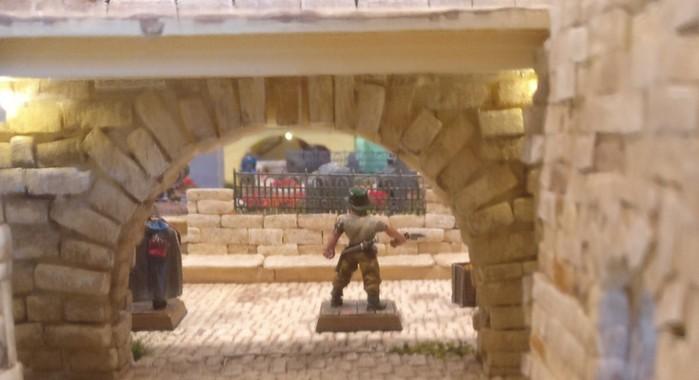 Der Freebooters Fate Spieltisch auf dem Cave Con 2020 in Aschaffenburg.
