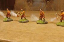 SAGA-Feuerwerfer: Teil 2