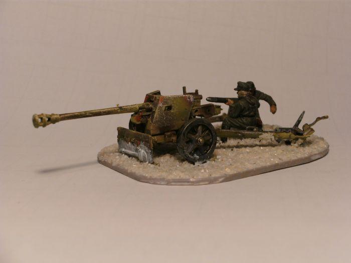 Auch die 7,5cm Pak 40 ist ein Schnapper.