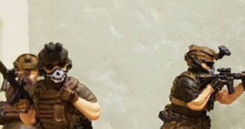 28mm True Scale: Modern War is coming (Spectre Operations)