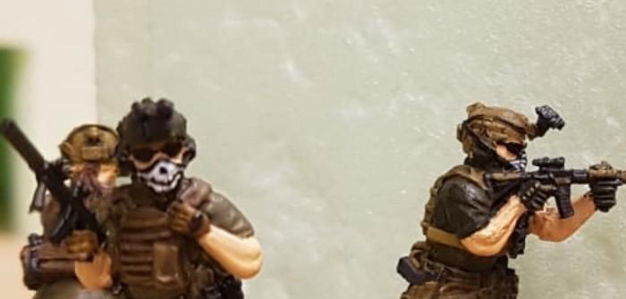 28mm True Scale: Modern War is coming (Spectre Operations)