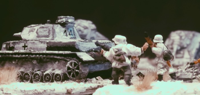 Die 94. Infanterie-Division in 15mm