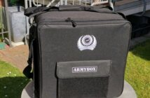 Armybox Heavy Support Bag Metallversion: what you really, really need!