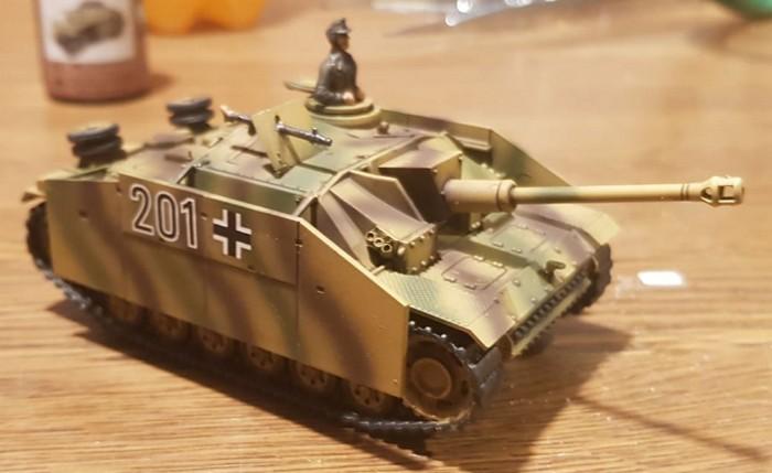 Das fertige StuG III