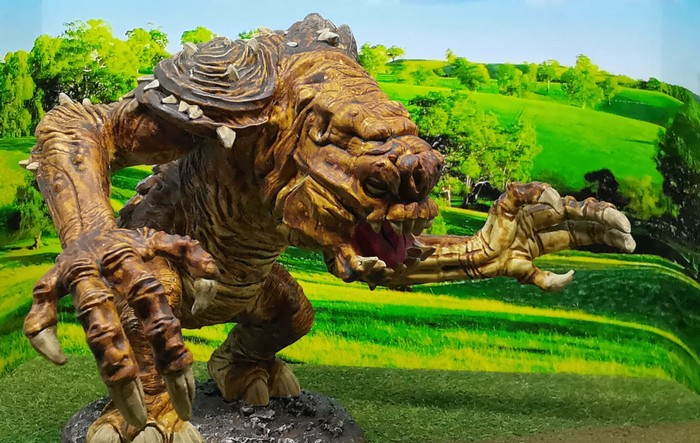 Da hat das SAGA Monster was gehört... Wo bewegt sich was?