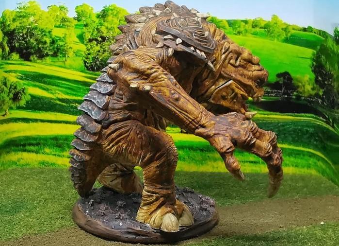 Man sollte das SAGA-Monster stets ablenken statt es zu bekämpfen.