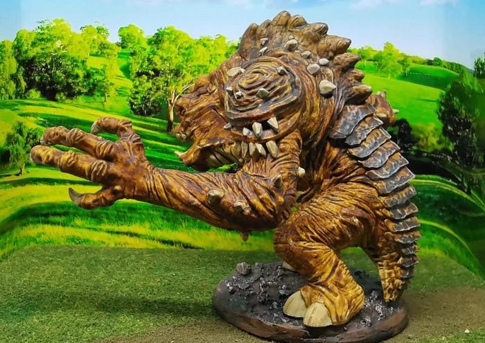 Es schadet aber auch nix, wenn das SAGA-Monster in der eigenen Armee mitkommt. Es beruhigt irgendwie.