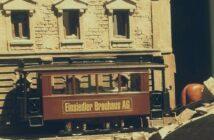125 Jahre Straßenbahn in Chemnitz oder wie die Straßenbahn nach Königsberg kam.
