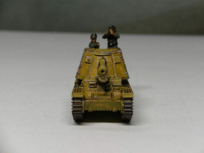 Das Sd.Kfz. 138 Marder III von PSC.