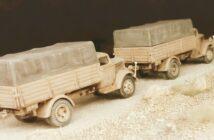 DeAgostini Opel Blitz 3.6-36 S, Tunesien 1943