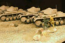 DeAgostini Pz. Kpfw. II Ausf. F Sd.Kfz.121: Nachschub satt für's Afrikakorps.