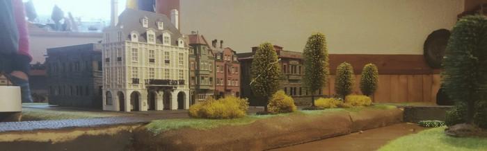 Eisenstadt ist immer wieder Austragungsort von Battles in Fränkisch-Unikornien.