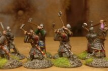 Warägergarde (SAGA) der Byzantiner