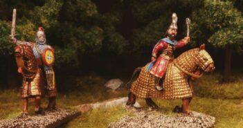 Byzantiner: Veteranen zu Pferd