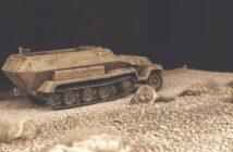 Esci E8359 Sd.Kfz. 251/1 German Hanomag