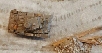 Panzer III Ausf. N mit 7,5cm KwK 37 L/24 von XENA