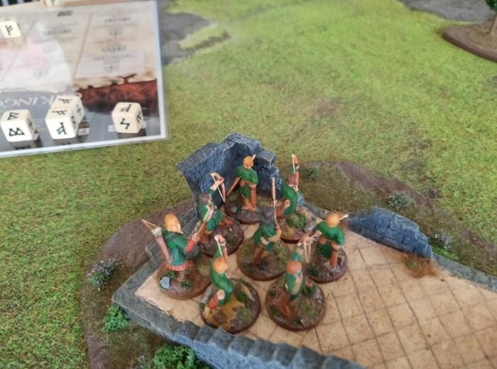 Eine weitere SAGA-Krieger-Einheit