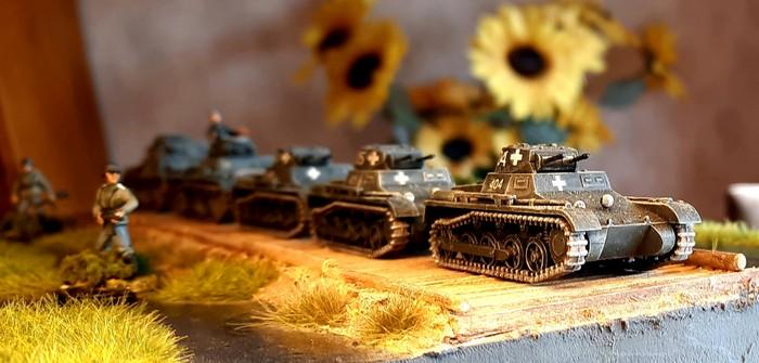 Die 293. Infanterie-Division kommt: Bewegung in den Pripjet-Sümpfen