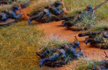Neue Steppenkrieger für das Grenadier-Regiment 57