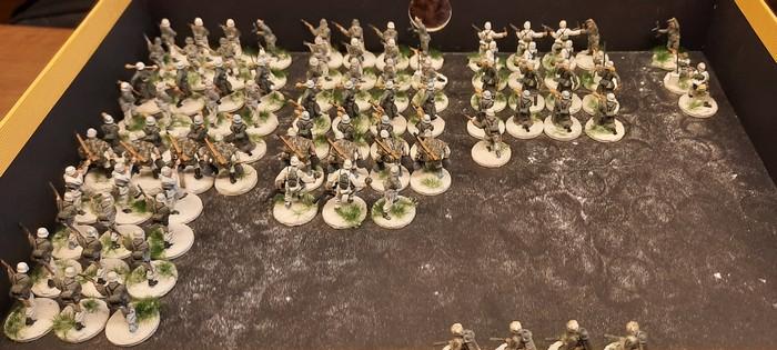 Noch klaffen große Lücken beim Füsilier-Regiment 27 der 12. Infanteriedivision für Battlegroup
